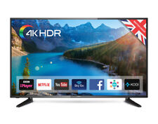 Cello 50 Inch SMART LED TV 4K HDR ANDROID 4 x HDMI 2 x USB MADE IN THE UK