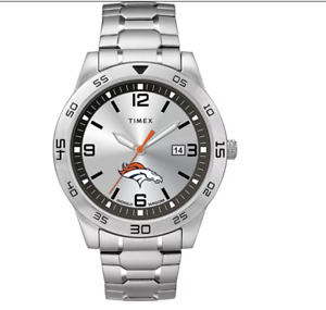 NEW NFL Pittsburg Steelers Timex Citation Watch Men's Stainless Steel