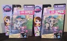 Littlest Pet Shop Pet Pawsabilities Fletcher Von Trunk & Teensie Fromage 2 Pack