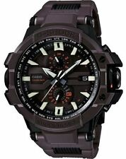 BRAND NEW CASIO GWA1000FC-5A G-SHOCK BROWN RESIN MULTI-FUNCTION MEN'S WATCH