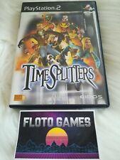Jeu Time Splitters pour Playstation 2 PS2 en Boite - Floto Games