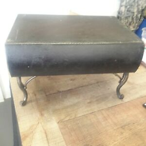 """Like a family Bible table Style Hidden Gun Storage 14 1/2 in by 10 in 5"""" legs"""