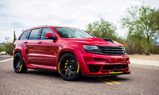 "Body Kit for Jeep Grand Cherokee SRT 2011-2016 ""renegade"" Tyrannos V2"