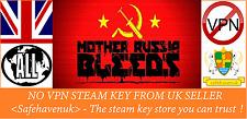 Mother Russia Bleeds Steam key NO VPN Region Free UK Seller