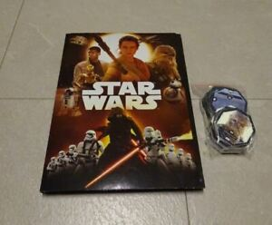 Sammelalbum Star Wars, Poster und Einzelbilder