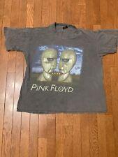 Vintage 1994 PINK FLOYD The Division Bell TOUR T SHIRT Brockum Black Sz L