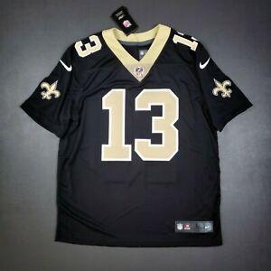100% Authentic Michael Thomas Nike Saints Vapor Limited Jersey Size 44 L Men