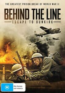 Behind The Line - Escape To Dunkirk DVD