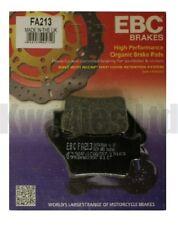 KTM RC 390 4t 15 EBC Rear Organic Brake Pads FA213