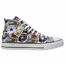 CONVERSE ALL STAR CHUCKS EU 44,5 UK 10,5 COMIC LIMITED EDITION VINTAGE 1T260