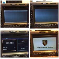 Porsche PCM2.1 navigatino/radio/CD Headunit repair service