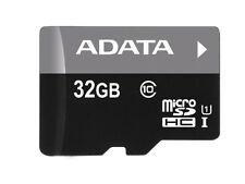 ADATA 32gb MicroSDHC Class 10 Uhs-i microReader Ver.3