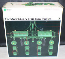Ertl John Deere Precision Model 494-A Four Row Planter - Factory Sealed Box