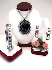 "Brighton ""CAMELOT"" Necklace-Earring-(2) Bracelet Set (MSR$164) NWT/Pouch"