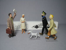 5  FIGURINES  1/43  SET 451  VROOM  NON  PEINT  FOR  NOREV   DINKY TOYS  FRANCE