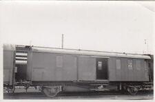 orig.foto ca.8x6cm güterwaggons en Estación (G254)