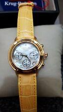 Krug Baumen 150574DL Principle Diamond Chronograph Watch