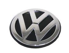 NEU VW-Emblem Heckklappe Original VW Golf 4 Lupo Polo 6N2 Zeichen Chrom /Schwarz