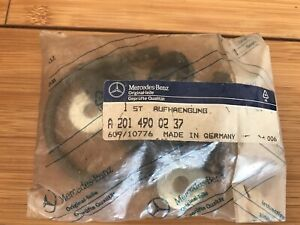 Mercedes SET Of Exhaust bolts New Zink  W124, W123, A2014900237