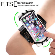 360° Rotation Sports Running Jogging Gym Armband Arm Band Case Holder For Phone