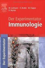 Der Experimentator: Immunologie von Werner Luttmann, Kai... | Buch | Zustand gut