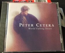 World Falling Down Peter Cetera CD Used Very Good Condition