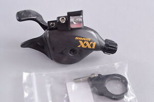 SRAM XX1 Eagle Trigger Shifter Carbon Right Rear 12 Speed Gold Mountain Bike