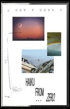 Cut Copy HAIKU FROM ZERO 4th Album ASTRALWERKS New Sealed White Cassette Tape