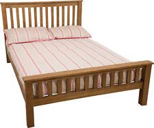 Cotswold Rustic Solid Oak Wood 5ft Kingsize Bed Frame Bedroom Furnture