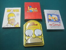 "The Simpsons Season 6 DVD, 2009, 4-Disc Set ""Homer Head"" Packaging with BONUSES!"