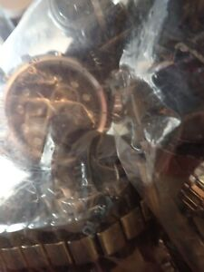 Large Lot Of Watches Untested Various Brands