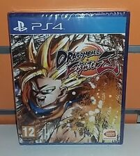Dragonball Fighter Z PS4 NUOVO SIGILLATO ITA
