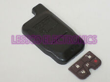 New listing Replacement Back 1/2 + Rubber Buttons of Omega Echo 153 Elvrih 2 Way Lcd Remote