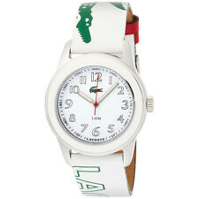 Lacoste Womens Advantage 2000518 Watch Leather Band