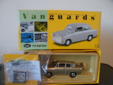 Vanguards Ford Anglia Super (Venetian Gold Metallic) VA00119