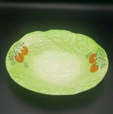 More details for beswick cabbage ware cabbage leaf oval service dish-excellent condition