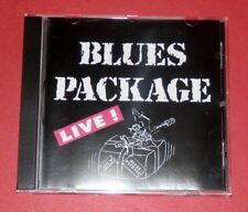 Blues Package - Live ! -- CD / Blues