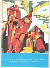 Arte Contemporanea Ugo Nespolo phone card collection carta telefonica n1124 -030