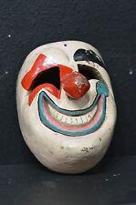 Very Rare Mayan Clown Mask-Dance of the Fierce Ca. 1930