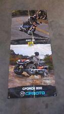 CFMOTO 650 NK CForce 800 Dealer Exclusive Banner