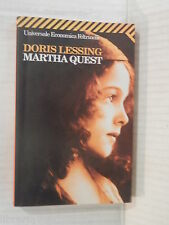MARTHA QUEST Doris Lessing Francesco Saba Sardi Feltrinelli Universale economica