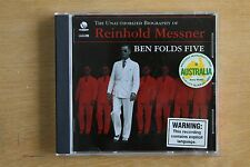 Ben Folds Five  – The Unauthorized Biography Of Reinhold Messner   (Box C272)