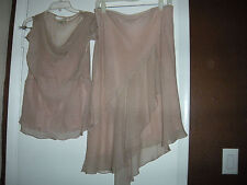 2 Piece Womens skirt and top