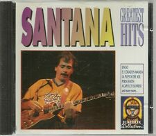 CD COMPIL 8 TITRES--SANTANA--GREATEST HITS