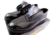 Thorogood Work Shoes Women's Academy Oxford High Gloss Black Size 9.5 M NWB 5881