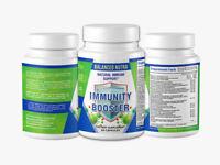 Extra Strong Immune System Booster Supplement Immune Against Several Virus & Flu