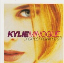 Kylie Minogue 2 CD Set Greatest Remix Hits 3 incl:Better The Devil You Know 1998