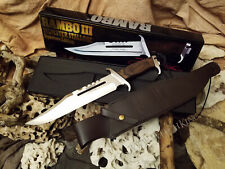 Officially licensed Rambo III 3 bowie knife, Limited Edition, HCG Stallone
