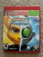 Ratchet And Clank Future: A Crack In Time (Playstation 3, PS3, 2009)