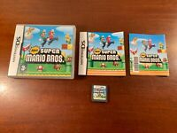 ds super Mario bros brothers  tested working perfectly uk version c